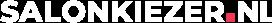 logo salonkiezer.nl wit