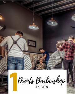Drents barbershop