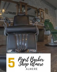 Poort Barber Shop Almere