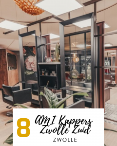 AMI Kappers Zwolle Zuid
