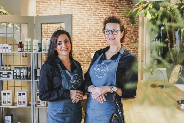 Dames van Bio Beauty Store
