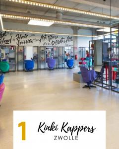 Kinki Kappers Zwolle