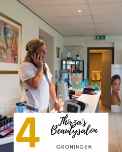 Thirza's Beautysalon Groningen